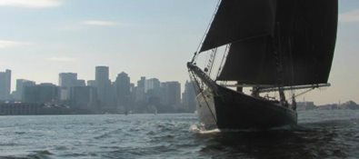 Wine Down Wednesday Boston Harbor Sailing sponsored by Benziger Family Winery