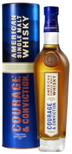 Courage and Conviction Whisky