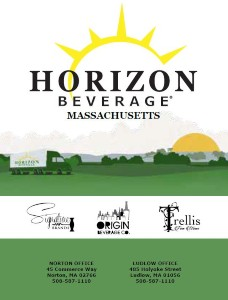 First Look at Horizon Beverage MA offerings