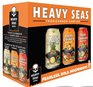 Heavy Seas Beer Tropicannon Mix Pack