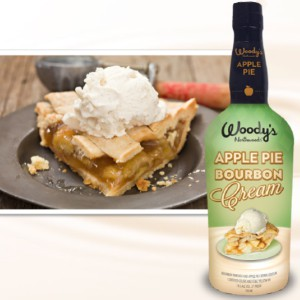 WOODY'S APPLE PIE BOURBON CREAM