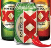 Spice Up Your Cinco w/Dos Equis Lager Beer
