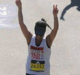 Bacardi State Manager shares her Boston Marathon E