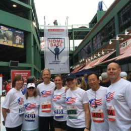 Team HBC Run to Home Base