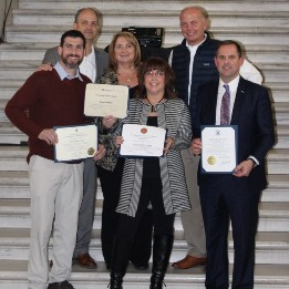 Adoption Rhode Island Community Partner Award