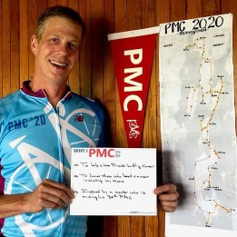 Riding 200 Miles for a cure